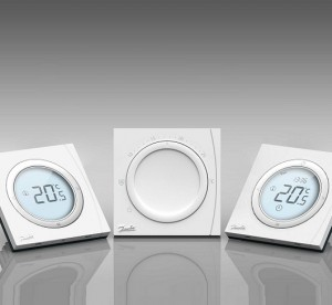 BasicPlus2 room thermostat family photo